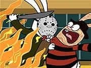 Freddy vs Jason in 30 Seconds
