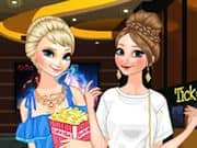 Juego Frozen Sisters in Cinema