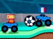 Fútbol de Camiones Monstruos