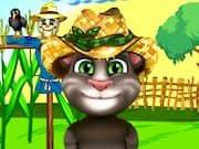 Gato Tom Granjero