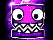 Juego Geometry Dash Neon World 2
