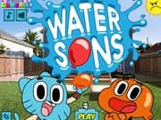 Juego Gumball Water Sons