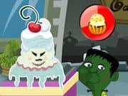 Juego Halloween Ice Cream