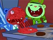 Animacion Happy Tree Friends Flippin Burgers