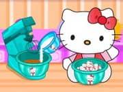 Hello Kitty Macarron