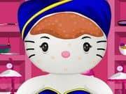 Hello Kitty Wedding Spa Makeover