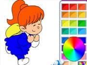 Hermoso Libro de Colorear