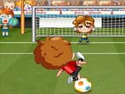 InaZuma Eleven Penaltis