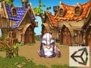 Invacion de Monstruos en la Villa 3D