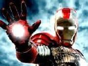 Iron Man Combate Aereo