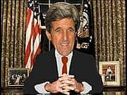 Animacion John Kerry in When I m President