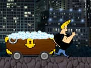 Johnny Bravo Corredor