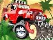 Juego de Jungle War Driving