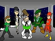 Justice League Countdown