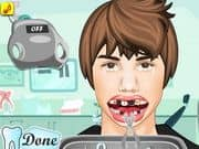 Juego Justin Bieber at the Dentist