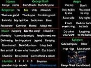 Kanye West Soundboard