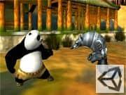 Kung Fu Panda Peleas en 3D