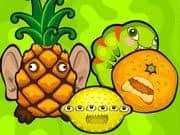 La Invacion de las Frutas Mutantes