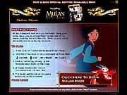 Laberinto de Mulan
