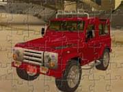 Land Rover Rompecabezas