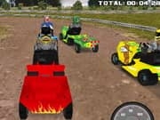 Juego Lawnmower Racing 3d