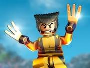 Lego X Men Wolverine
