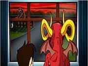 Leo Satan in Crash Hazard