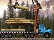 Load Timber Truck