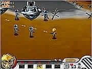 Los Guerreros del Espacio Perdidos