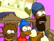 Los Simpson version Hindu