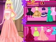 Juego de Lovely Barbie Fashion