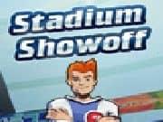 Lucirse en el estadio