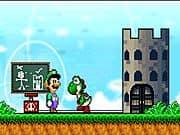 Luigi s Castle Calamity