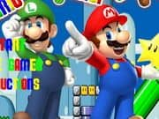 Juego Mario And Luigi Go Home