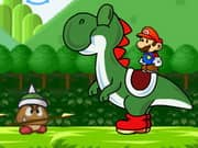 Juego Mario And Yoshi Adventure 2