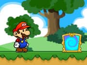 Mario Bros Bosque Peligroso
