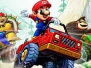 Mario Bros Guerra de Camiones