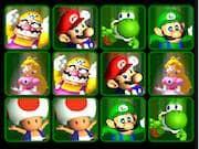 Mario Bros Memory