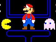 Mario Bros Pacman