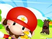Mario Bros vs Monstruo