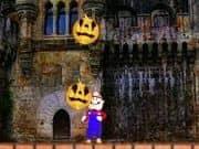 Mario Calabazas Halloween