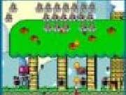 Mario Combat Invaders