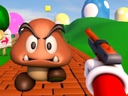 Mario Doom FPS