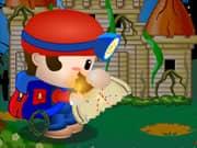 Mario Explorador de Castillos Antiguos