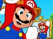 Mario Mirror Forest