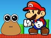 Mario vs Pou