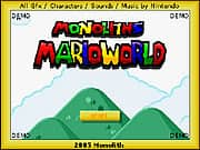 Mario World Mundo Desconocido