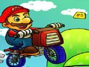 Mario y Luigi en Bici
