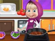 Masha Top Chef