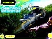 Max Steel Destruye Extroyer